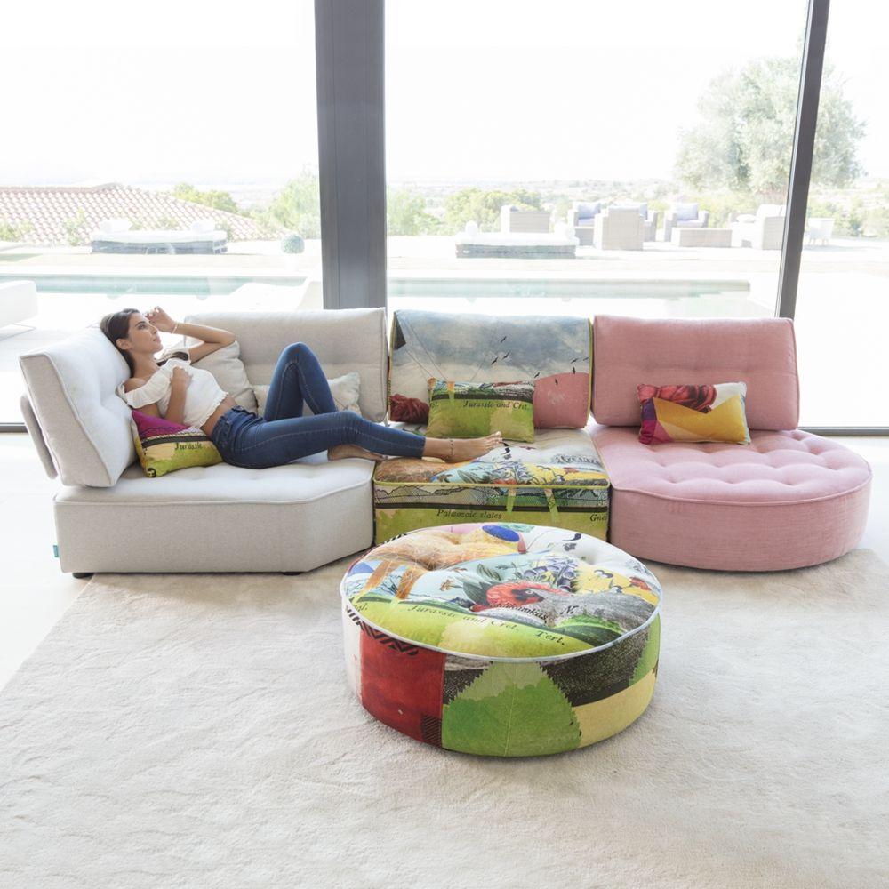 Multicolor sofas y sillones Fama 10