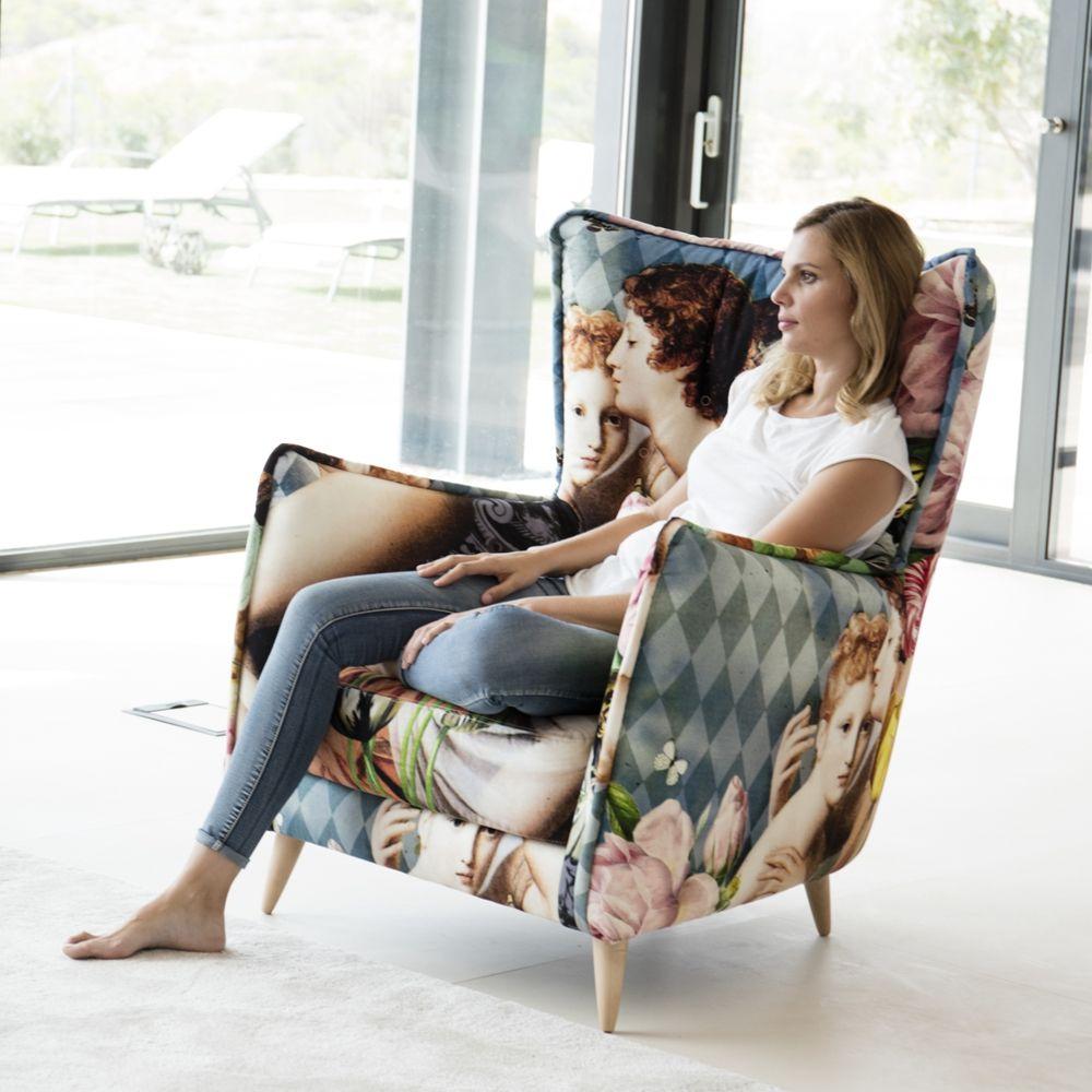 Multicolor sofas y sillones Fama 11