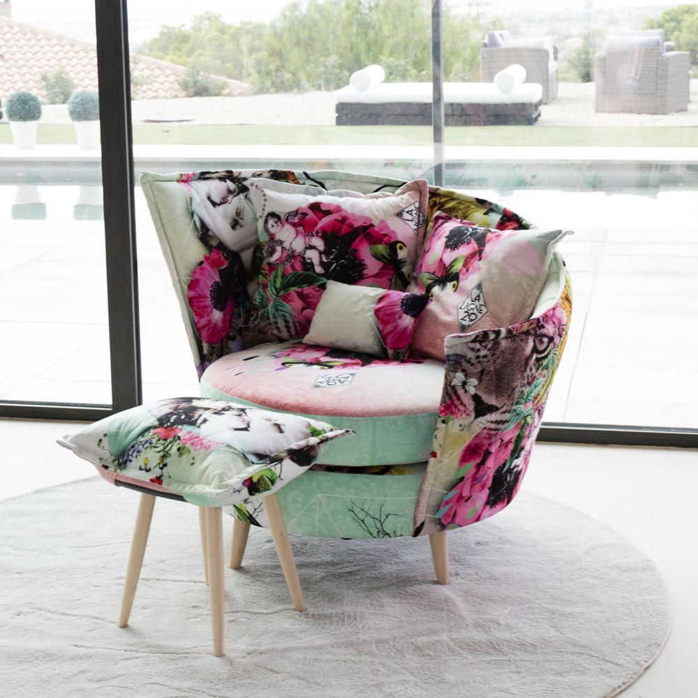 Multicolor sofas y sillones Fama 12