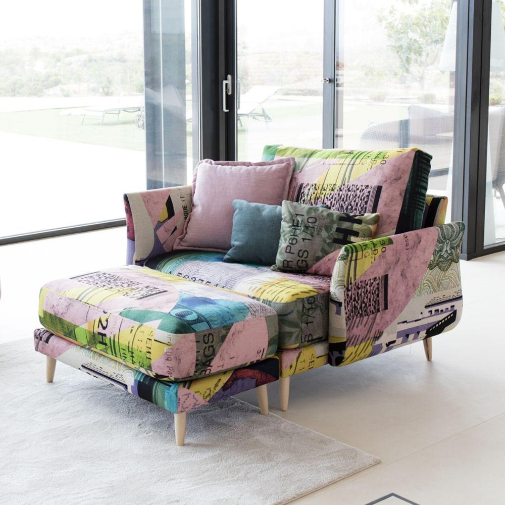 Multicolor sofas y sillones Fama 20
