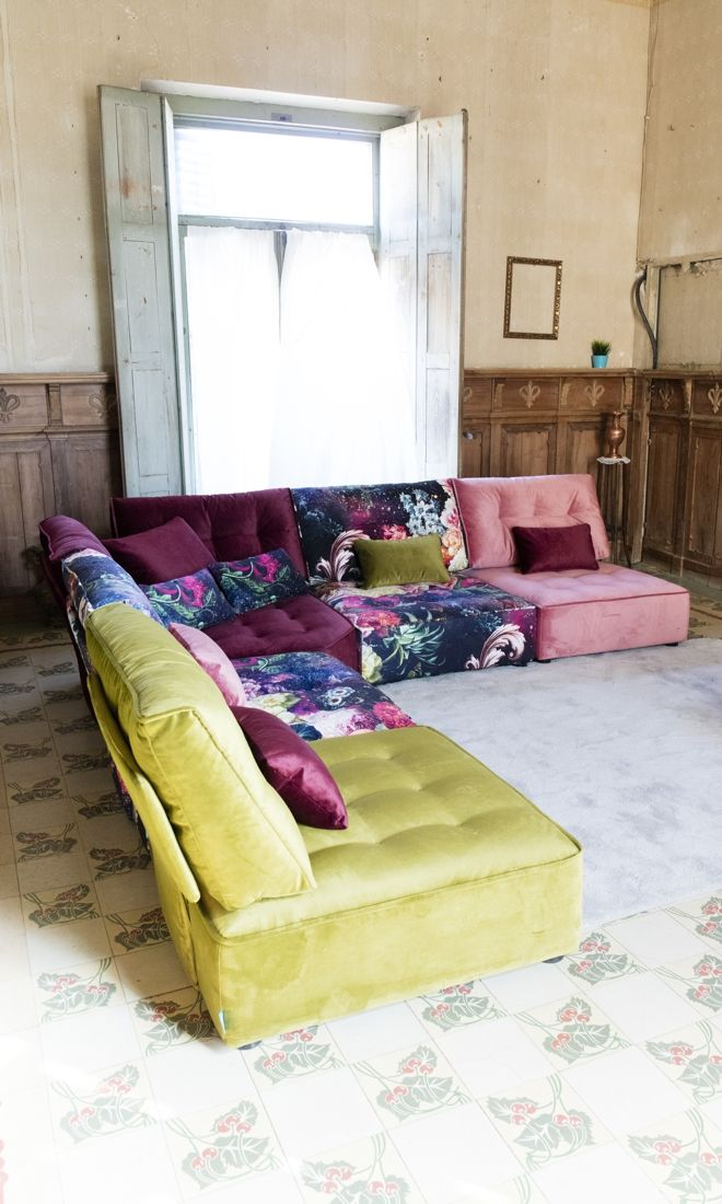 Multicolor sofas y sillones Fama 26