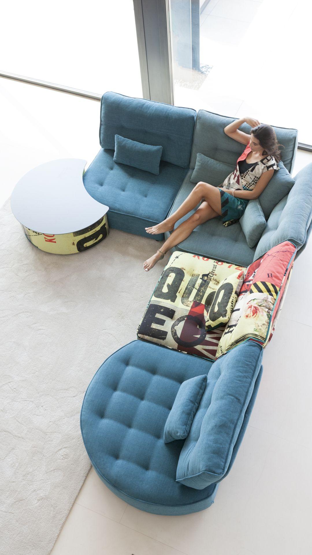 Multicolor sofas y sillones Fama 28
