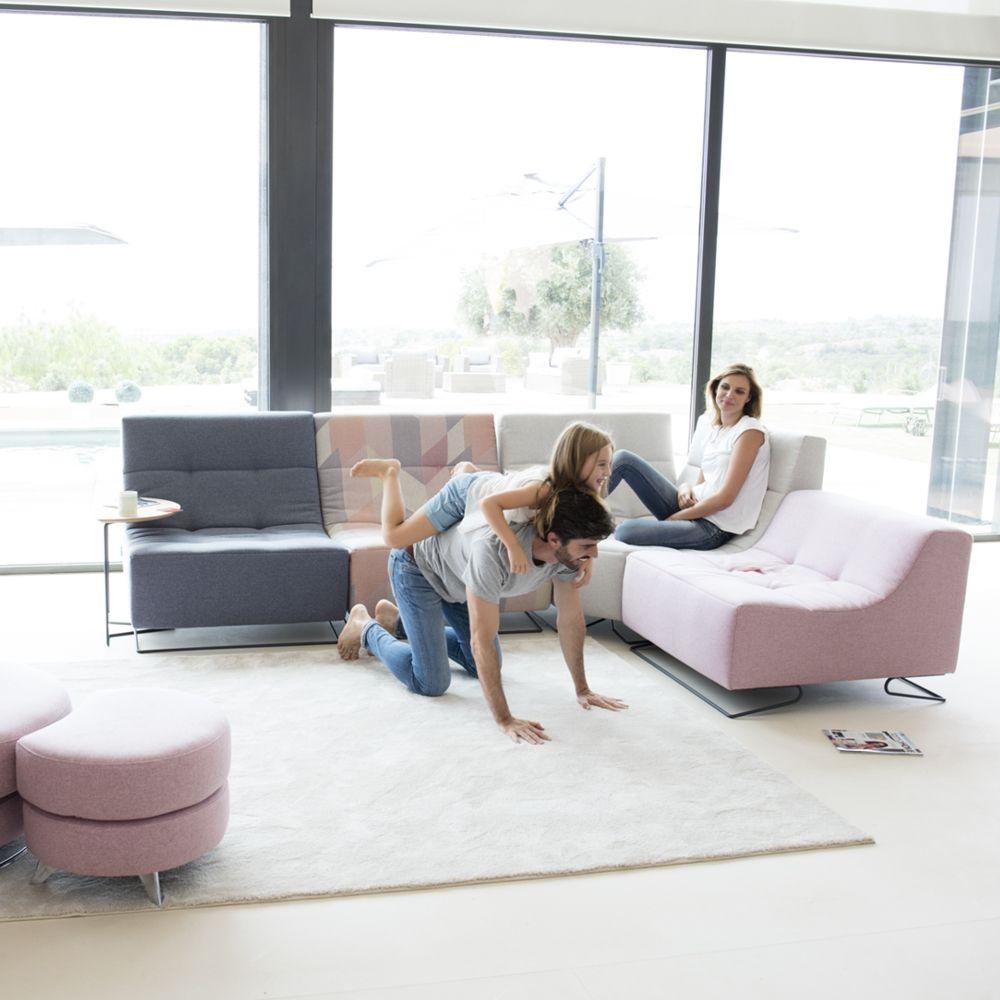 Multicolor sofas y sillones Fama 30