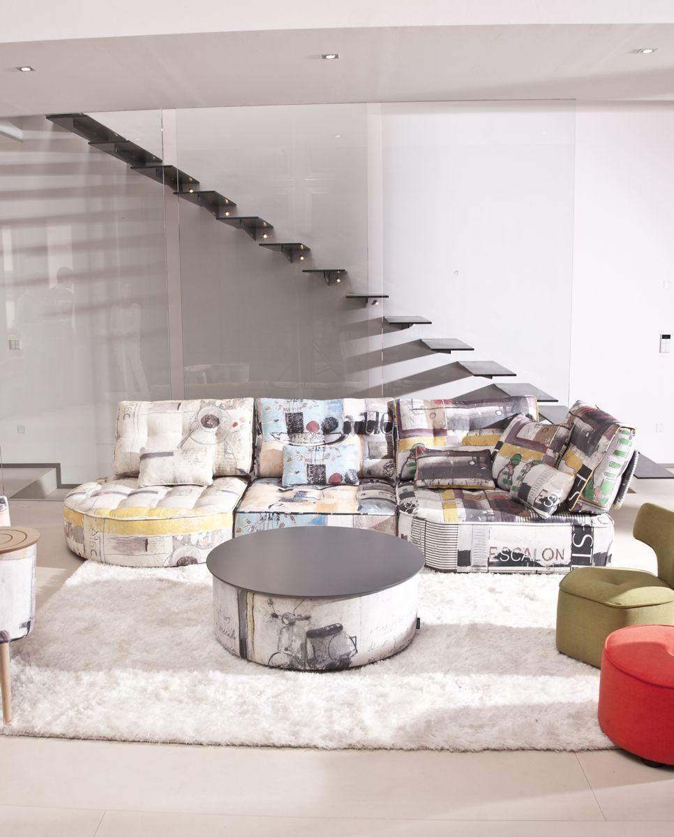 Multicolor sofas y sillones Fama 31
