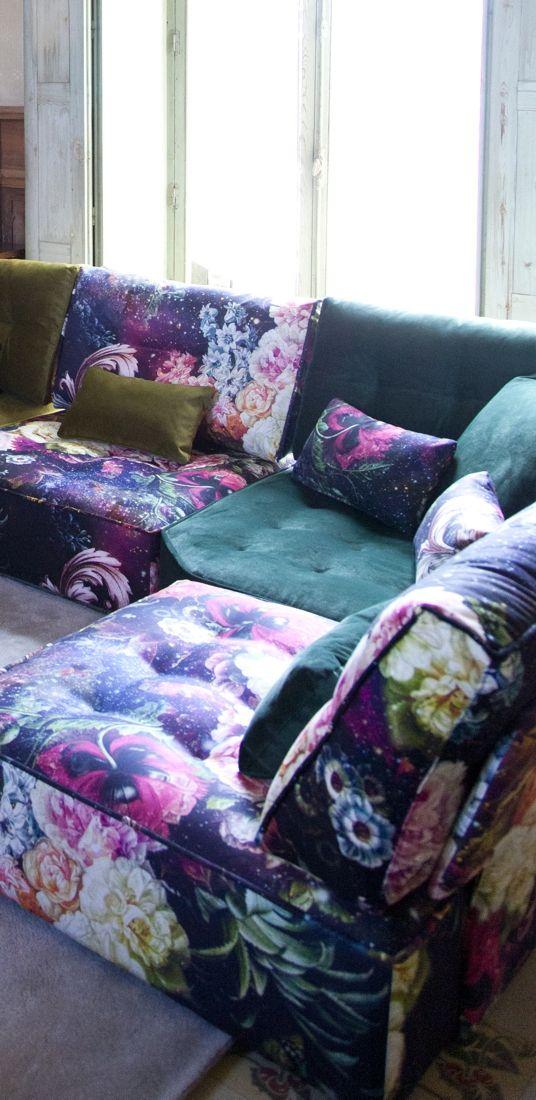 Multicolor sofas y sillones Fama 34