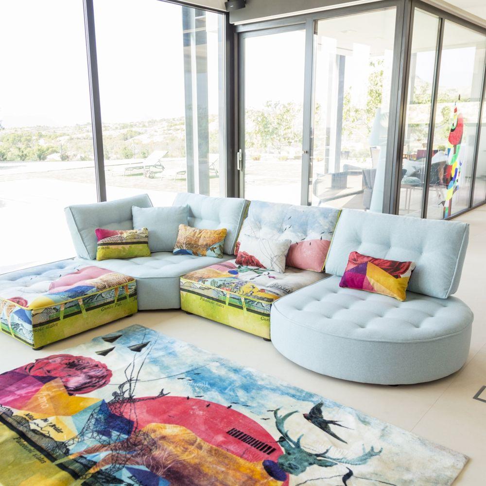 Multicolor sofas y sillones Fama 35