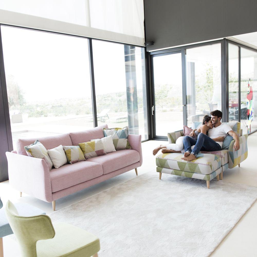 Multicolor sofas y sillones Fama 37