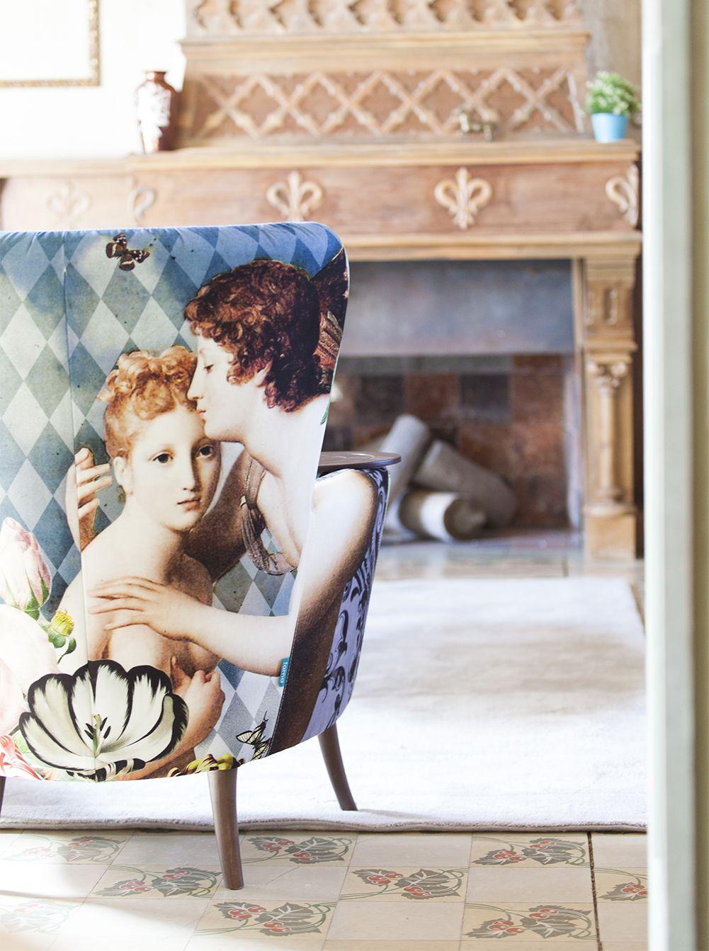 Multicolor sofas y sillones Fama 38
