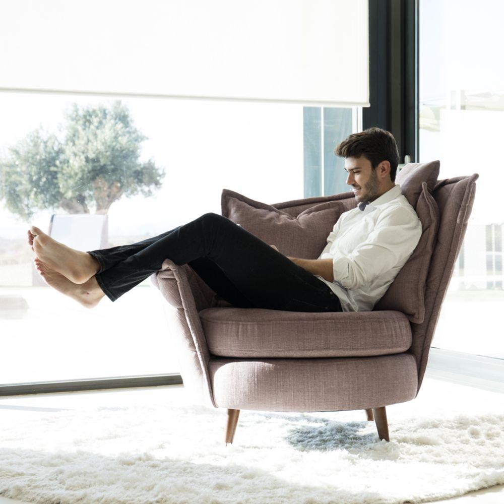 Tonalidades rosas sofas y sillones Fama 03