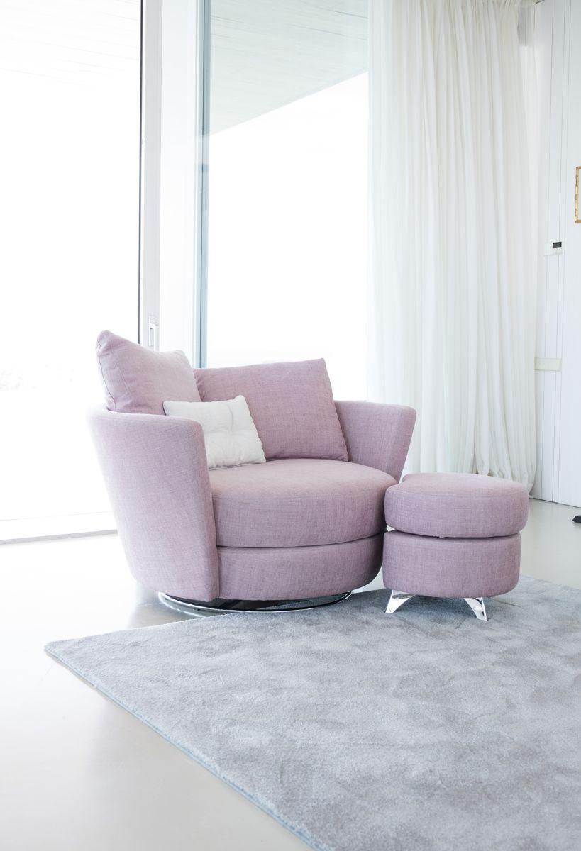 Tonalidades rosas sofas y sillones Fama 06
