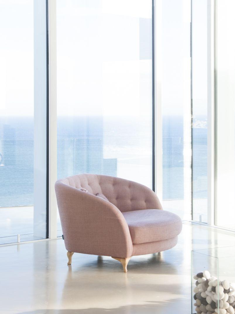 Tonalidades rosas sofas y sillones Fama 08