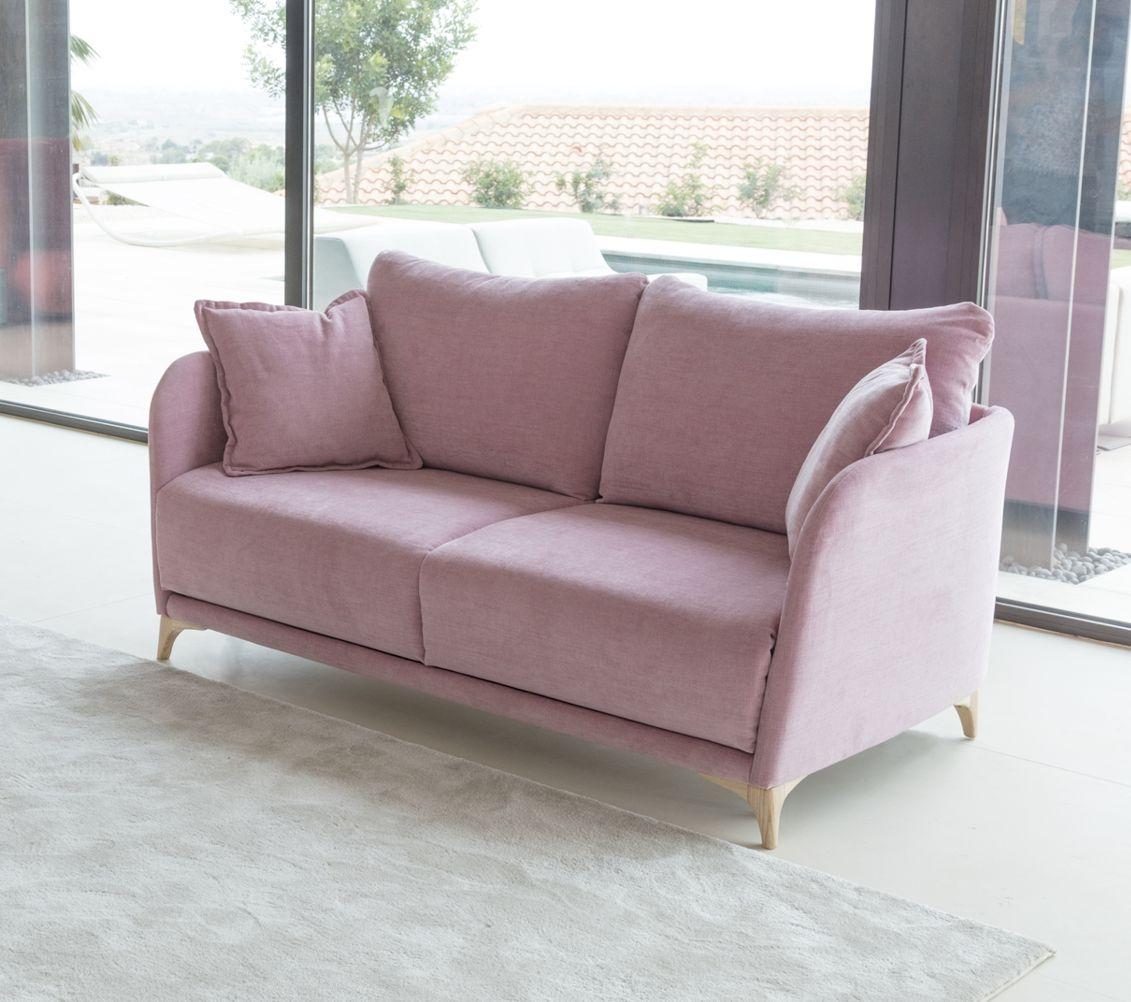 Tonalidades rosas sofas y sillones Fama 10