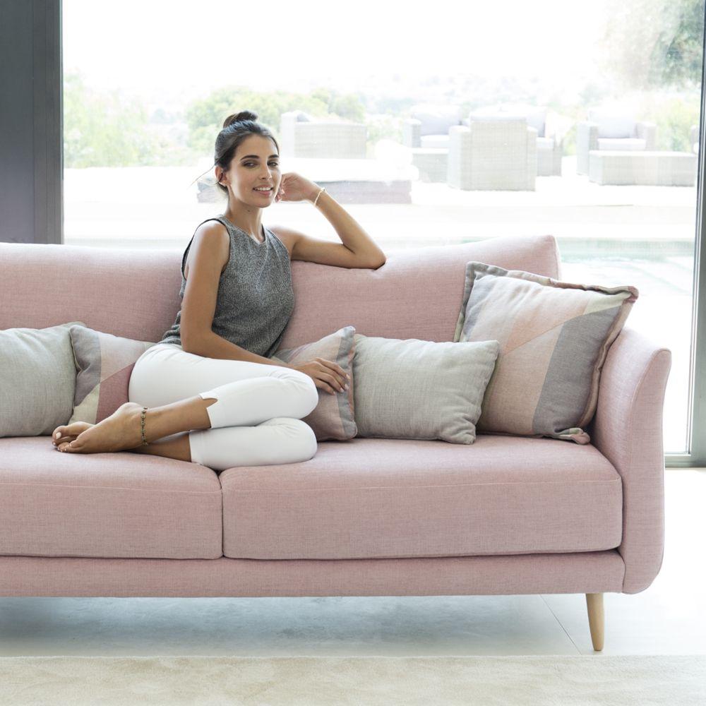 Tonalidades rosas sofas y sillones Fama 14