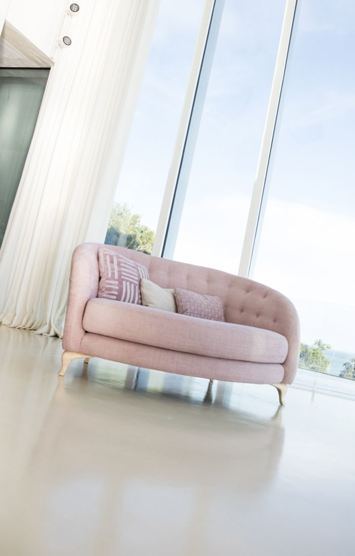 Tonalidades rosas sofas y sillones Fama 15
