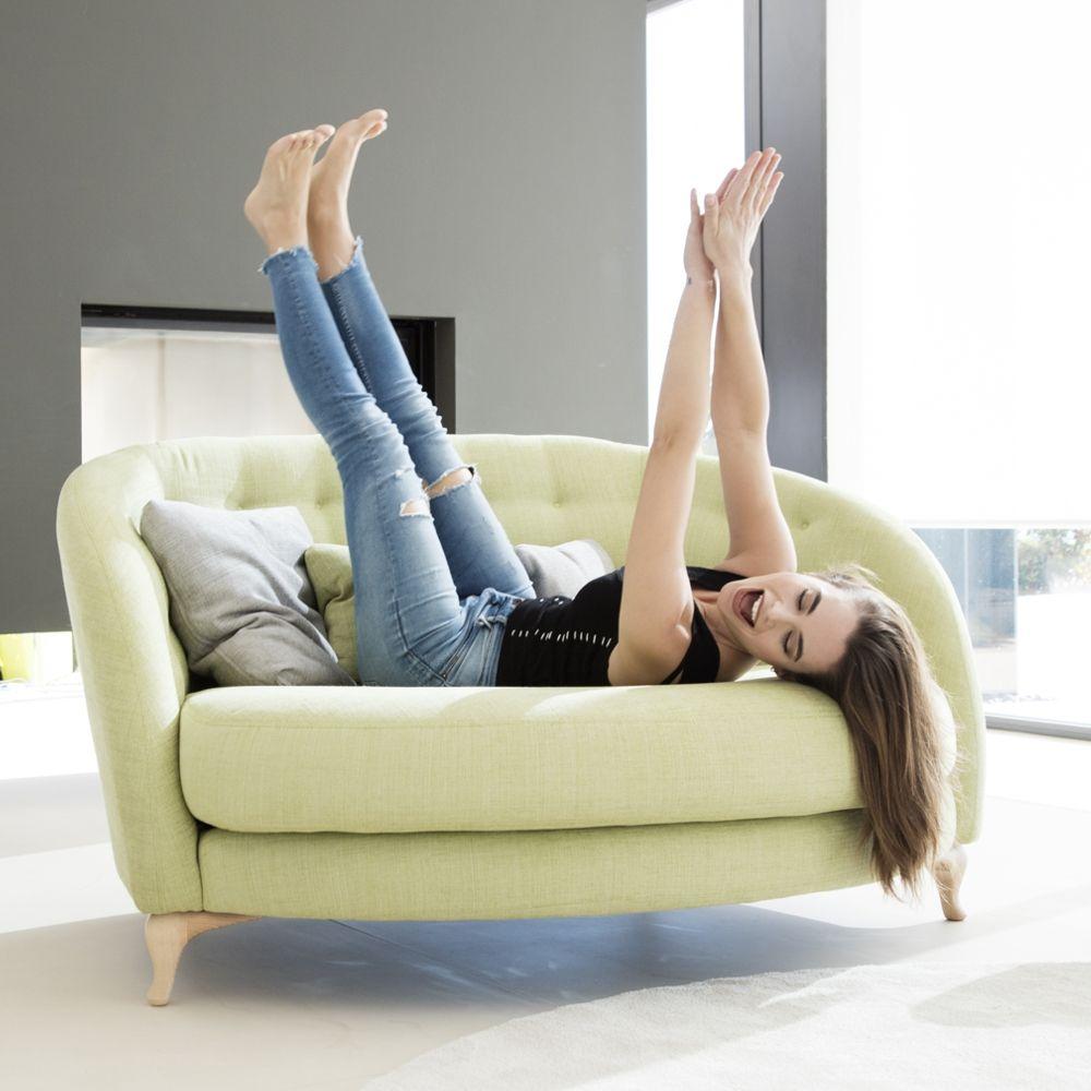 Tonalidades verdes sofas y sillones Fama 02