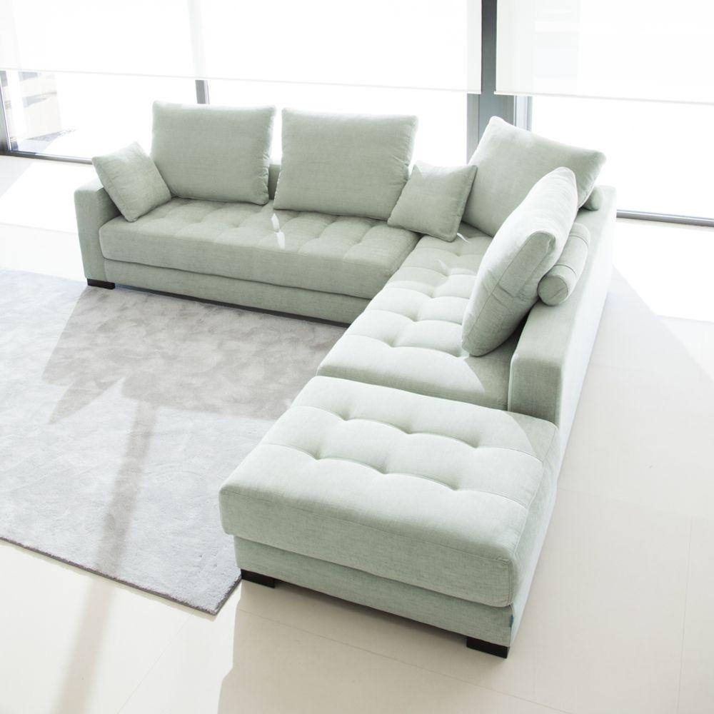 Tonalidades verdes sofas y sillones Fama 03