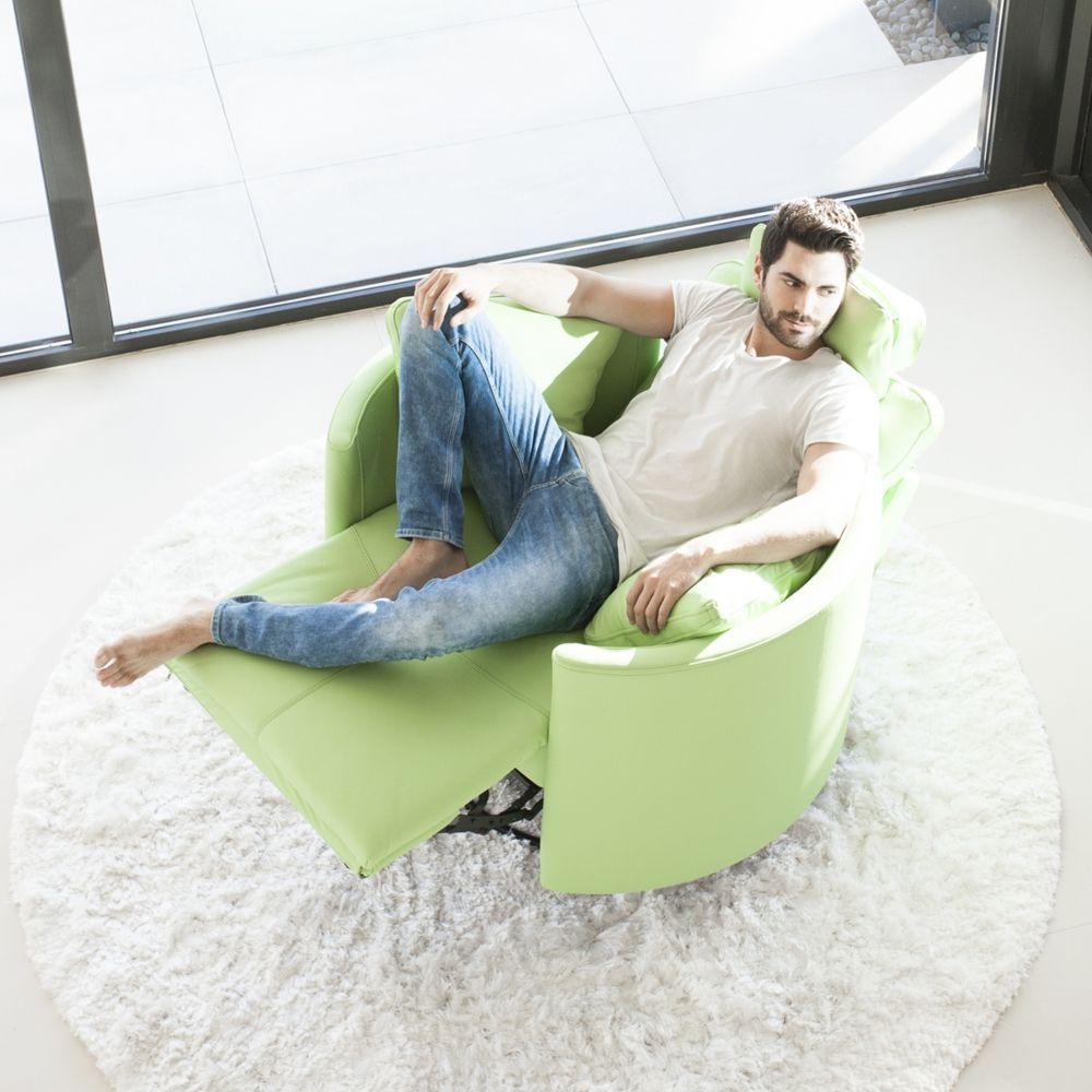 Tonalidades verdes sofas y sillones Fama 11