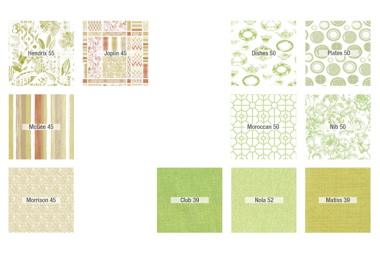 Inspiración Verde - Tapicerias 3
