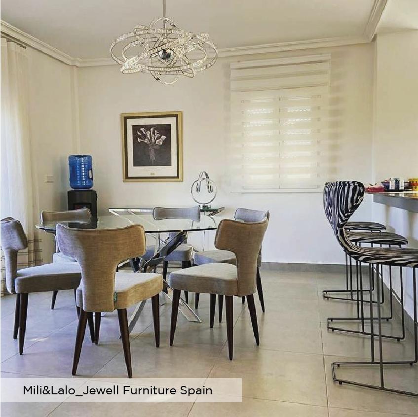 Mili&Lalo Jewell Furniture Spain