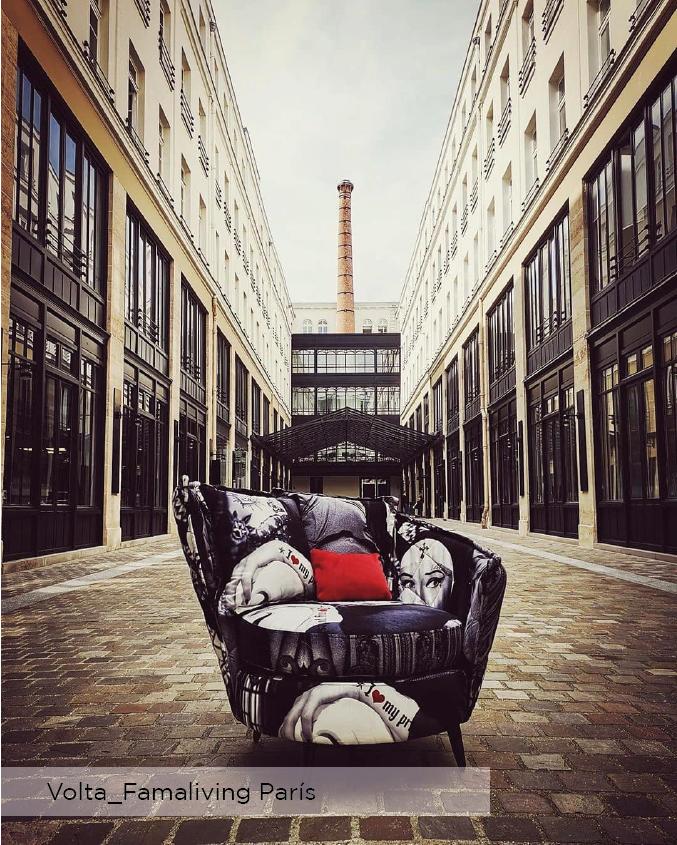 Volta Famaliving Paris