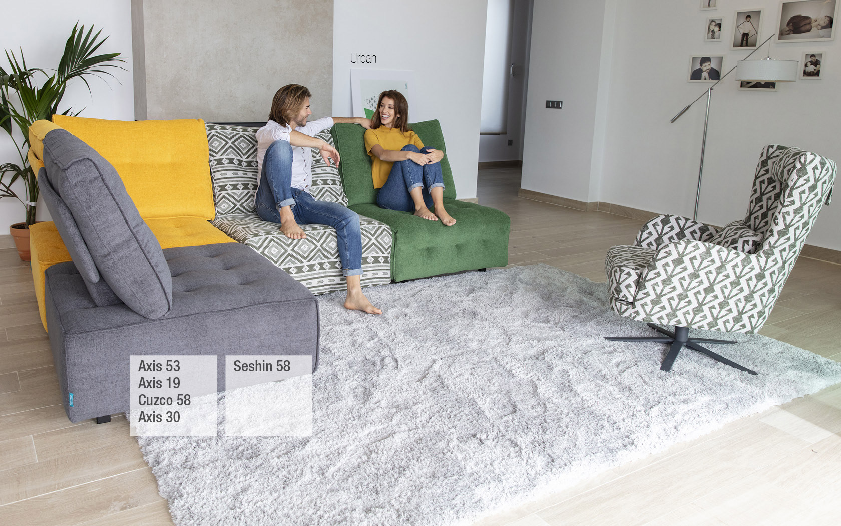 Gamusino Colours tela Fama 2021 10