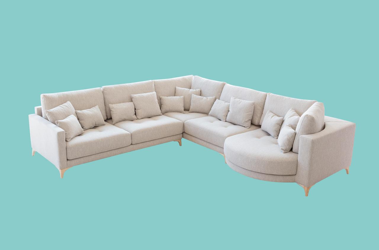 Sofa opera liso fama