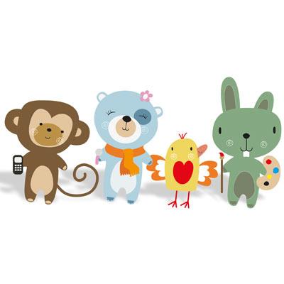 La nueva familia de mascotas de Fama Sofas