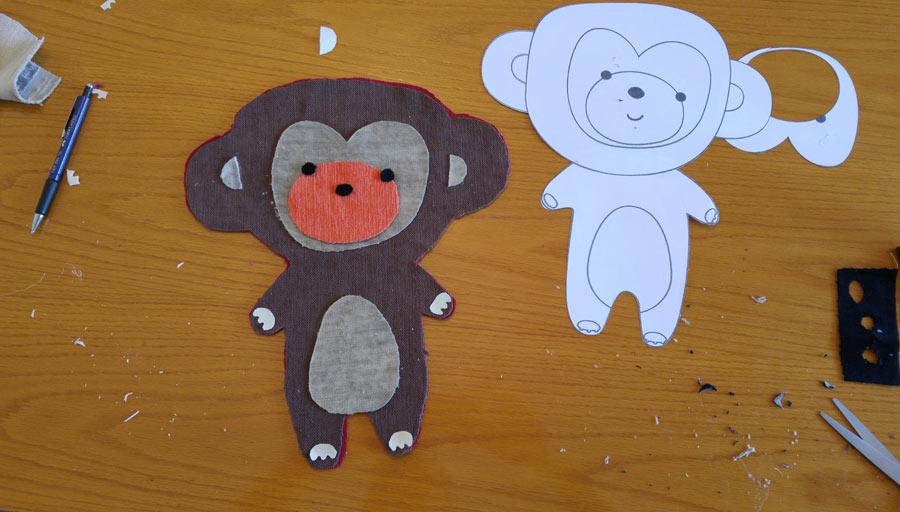 Diseño Mascotas de peluche Fama Sofas 05