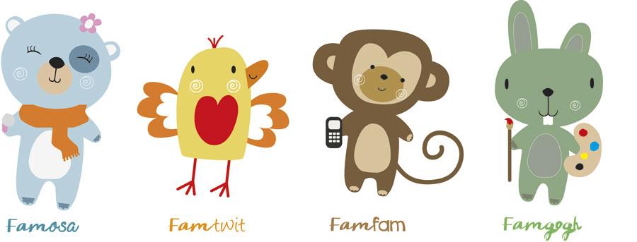 Diseño Mascotas de peluche Fama Sofas 08