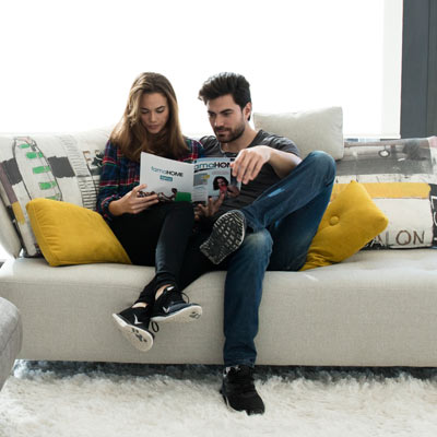 ¿Vas a comprar un sofá? ¿Por dónde empezar?