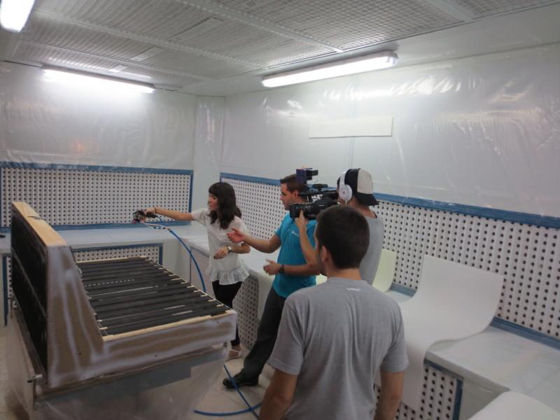 Fabricando: Made in Spain en Fama - Preparado armazones