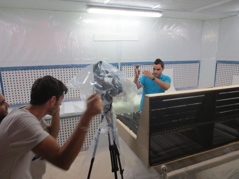 Fabricando: Made in Spain en Fama - Llenando la cámara de cola