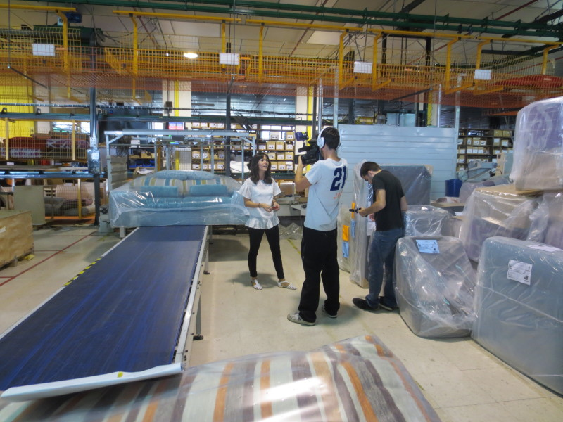 Fabricando: Made in Spain en Fama - Embalaje