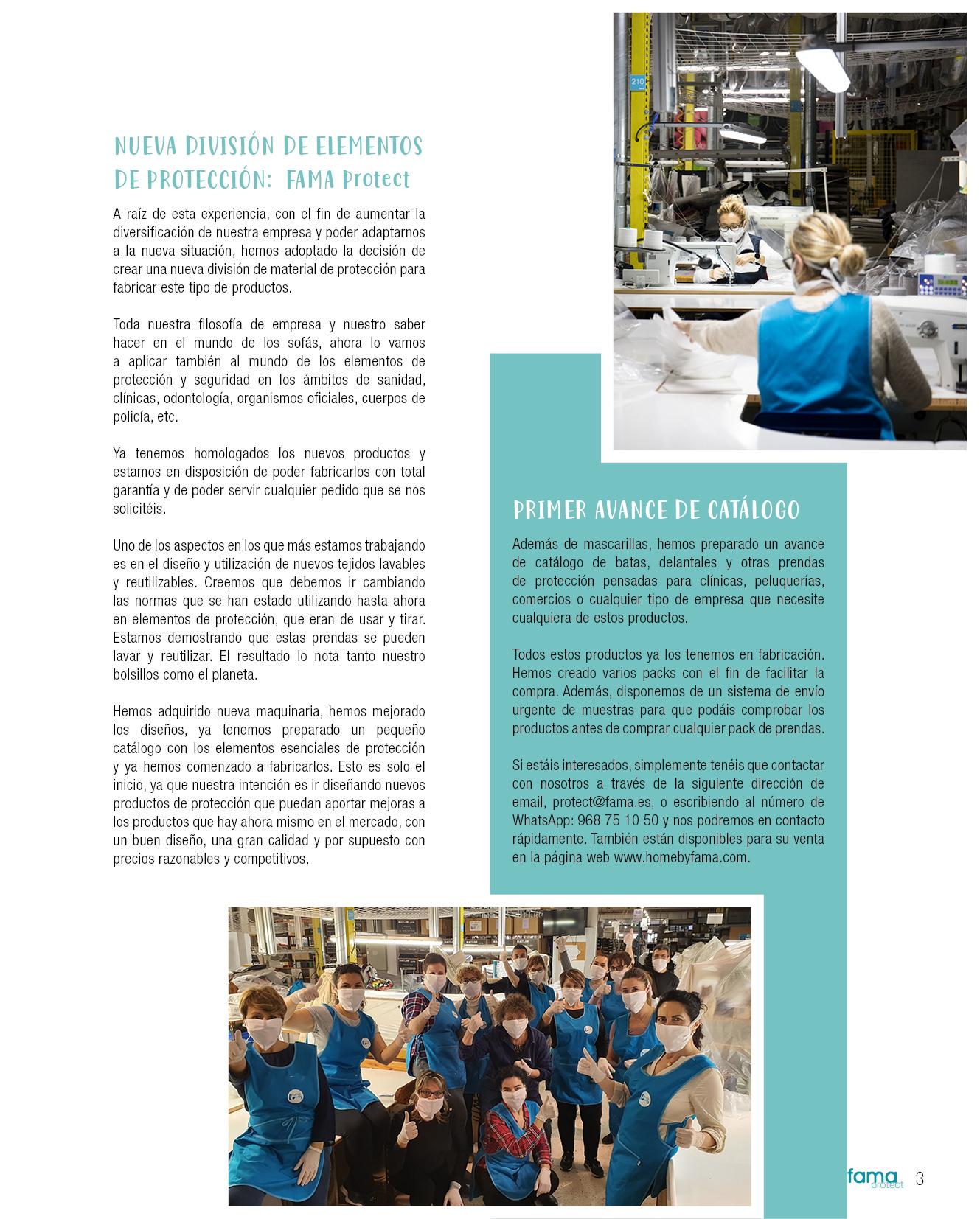Catálogo Fama Protect 03