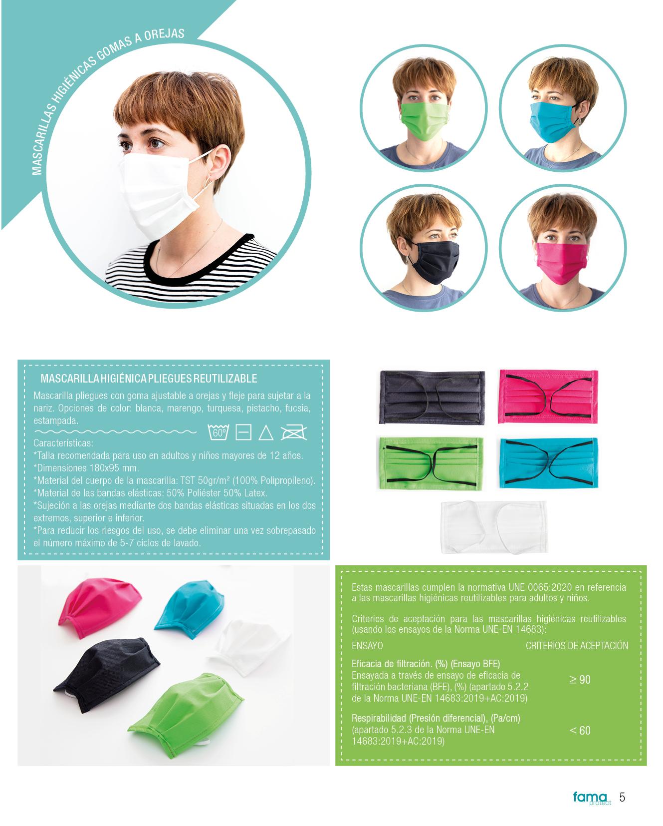 Catálogo Fama Protect 05