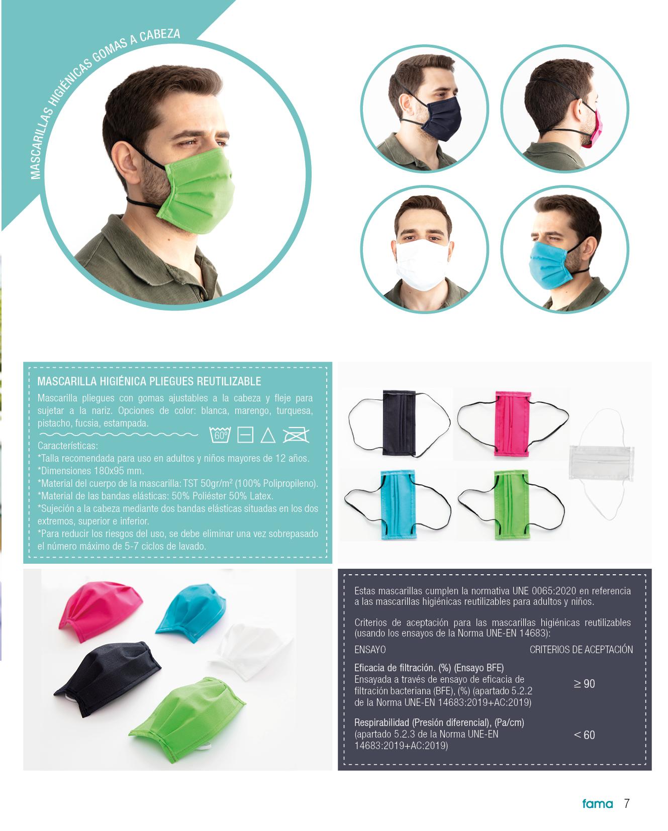Catálogo Fama Protect 07