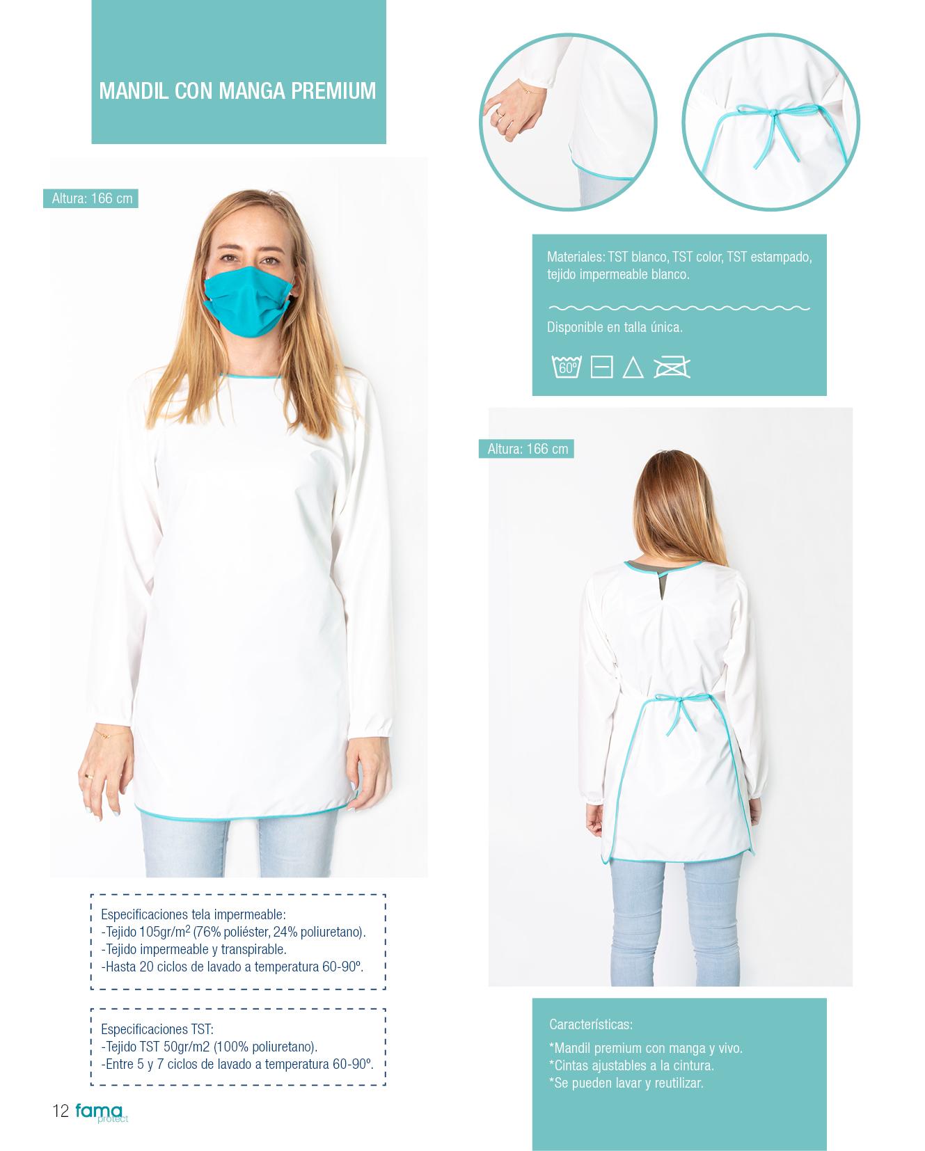 Catálogo Fama Protect 12