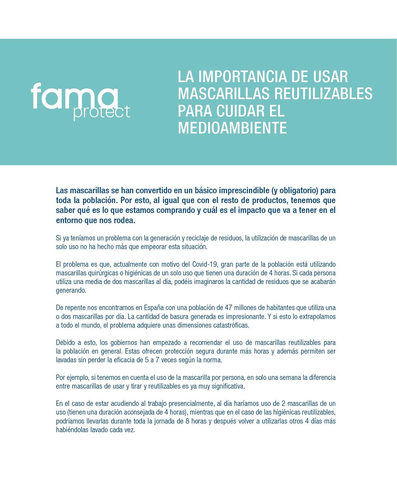 Catálogo Fama Protect 20