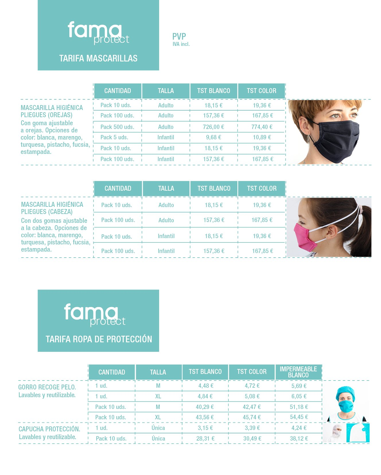 Catálogo Fama Protect 22