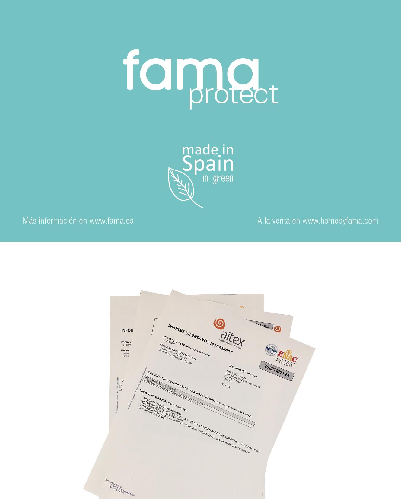 Catálogo Fama Protect 24