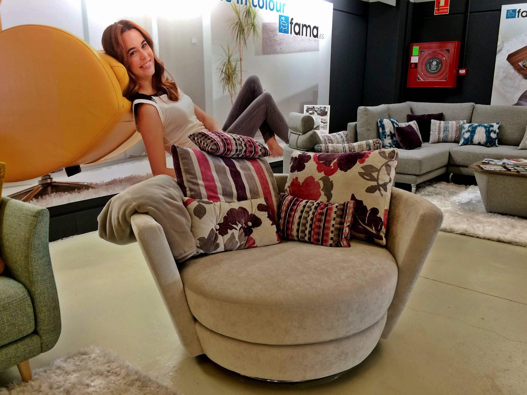 New showroom in Tarragona.