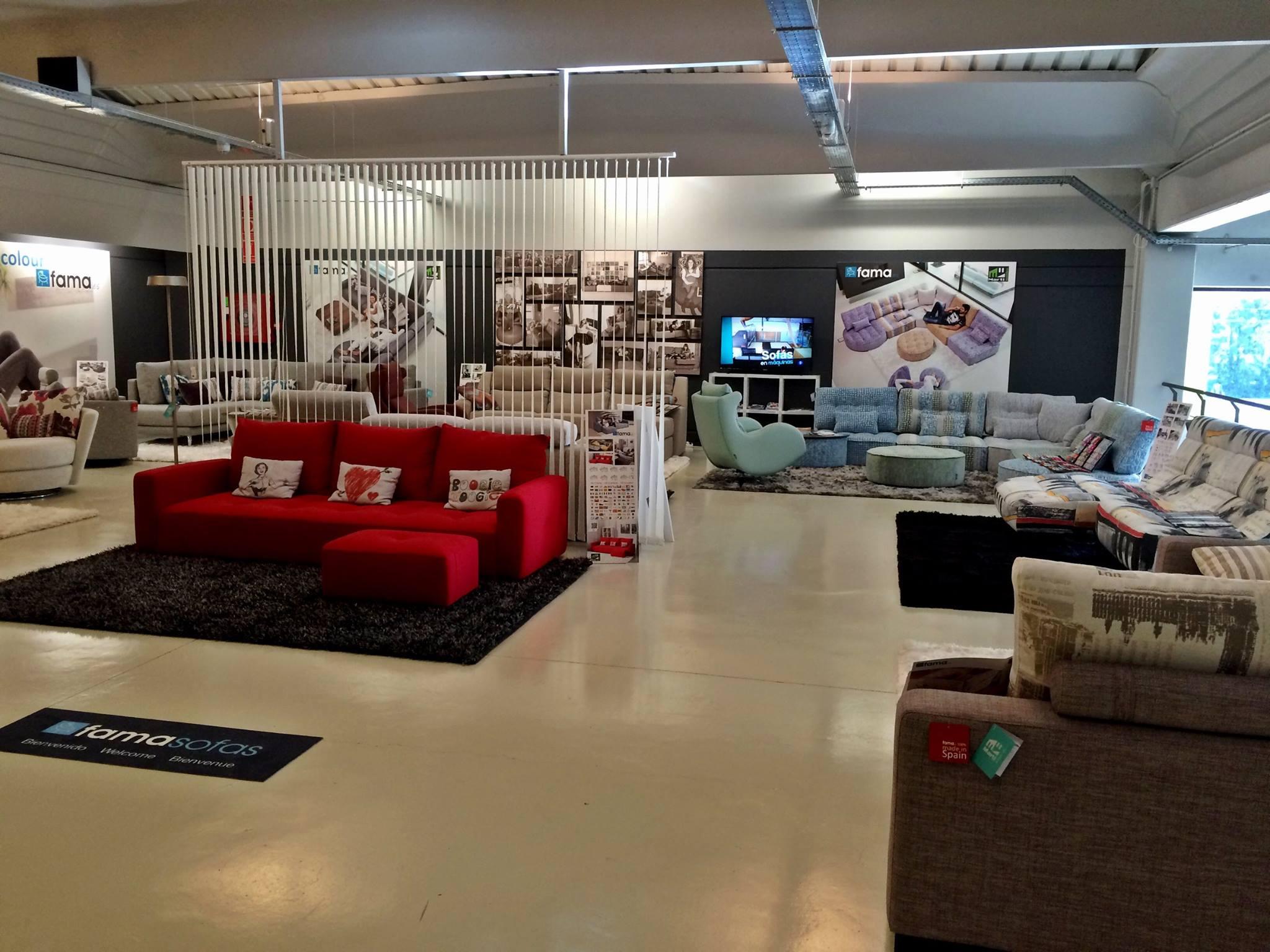 Nouveau Showroom à Tarragone.