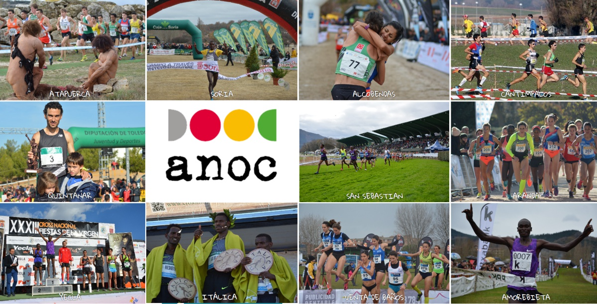 Fama, patrocinador del circuito de cross ANOC.