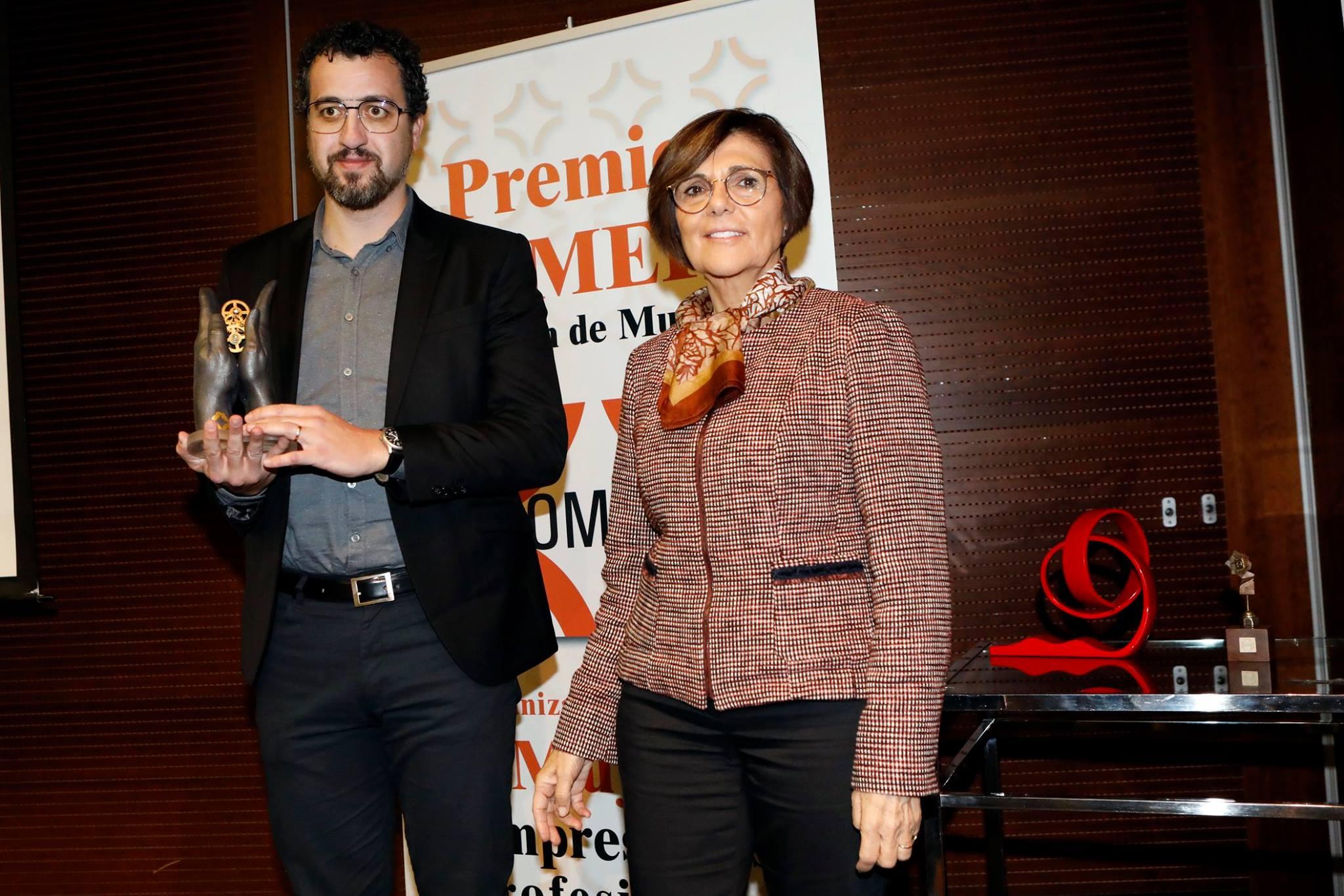 Fama, premio empresa por la igualdad y finalista PYME del año en Murcia.