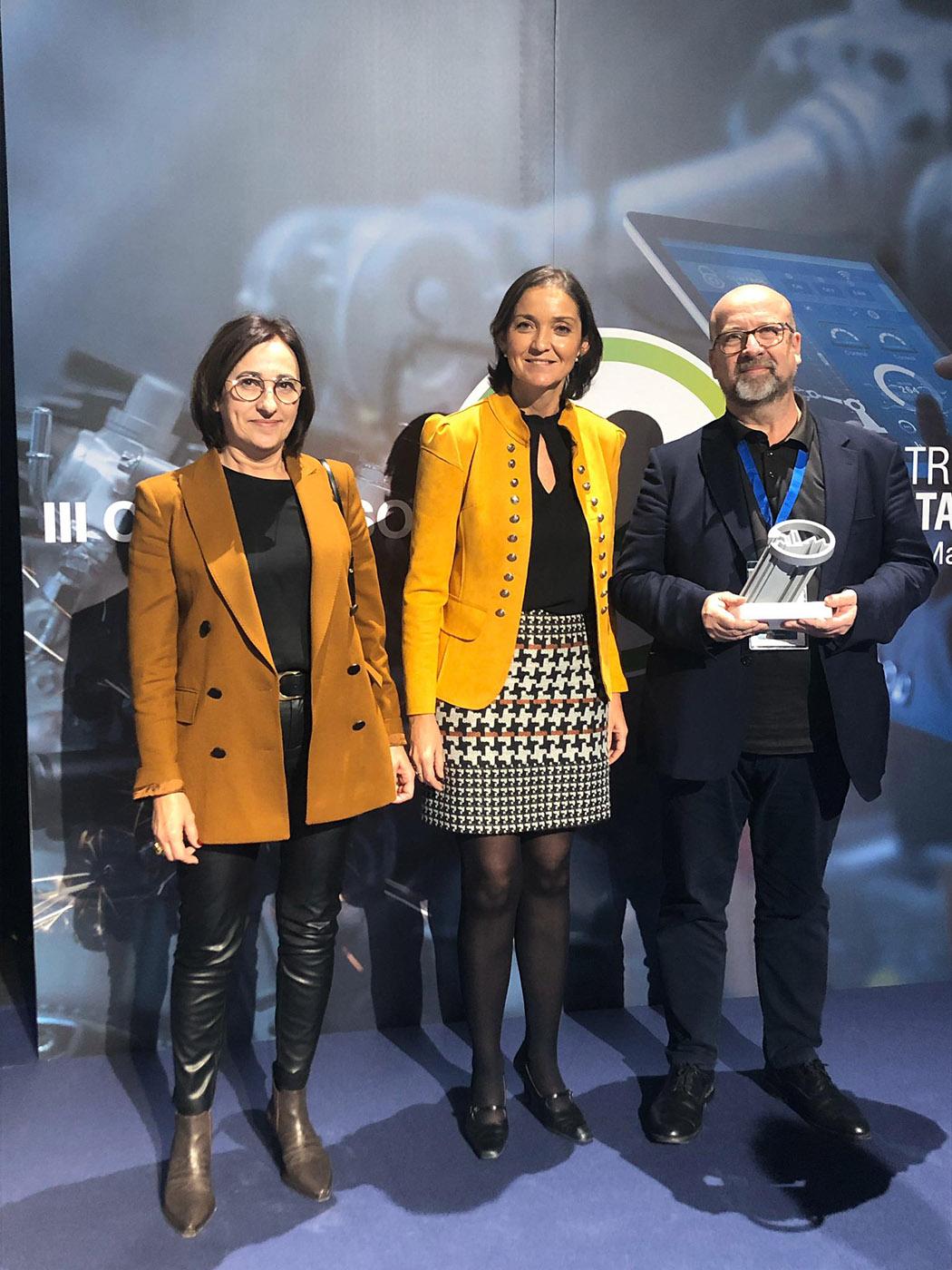 Fama Sofas, ganadora del Premio Nacional de Industria Conectada 4.0.