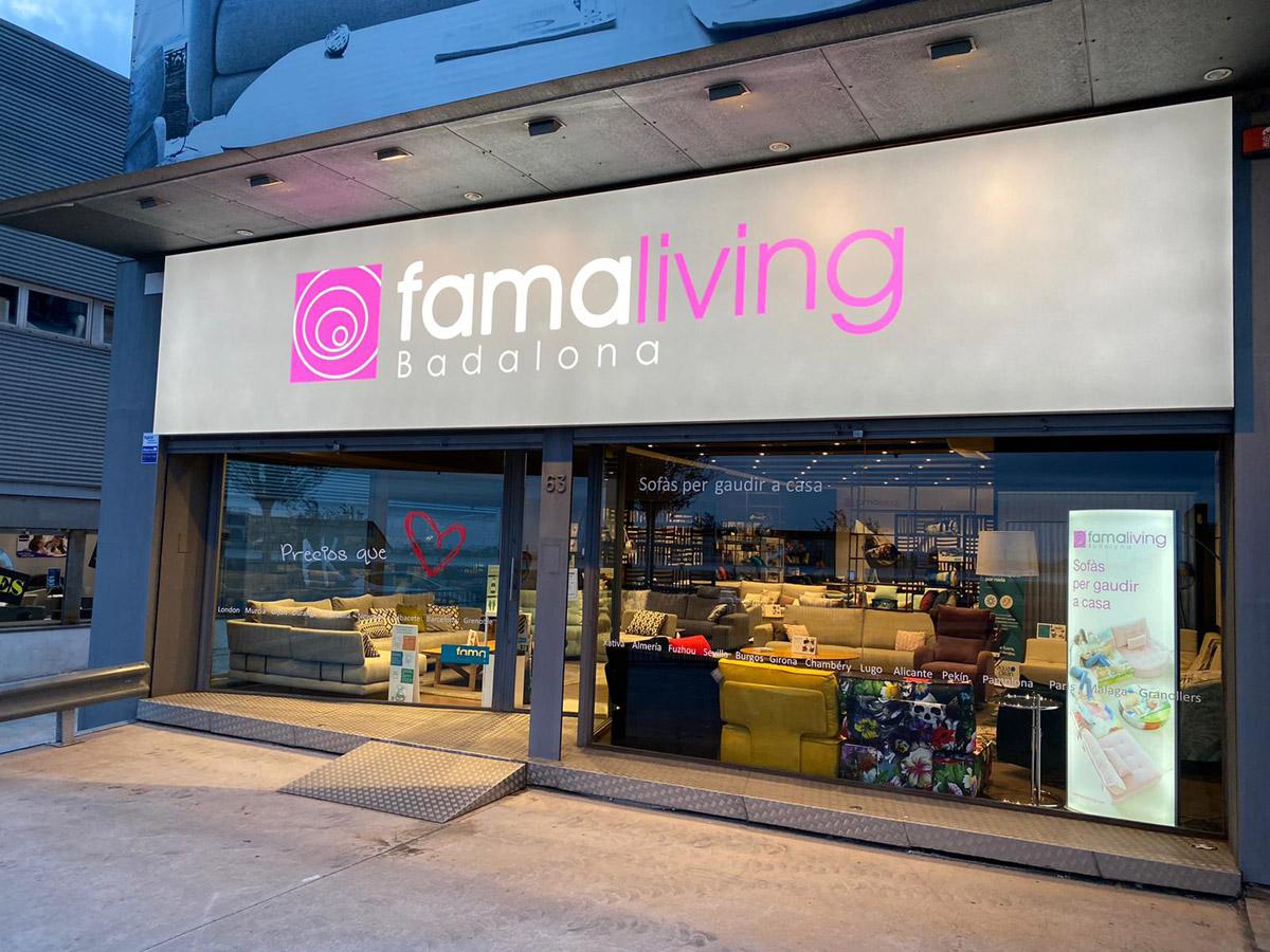 New Famaliving in Badalona.