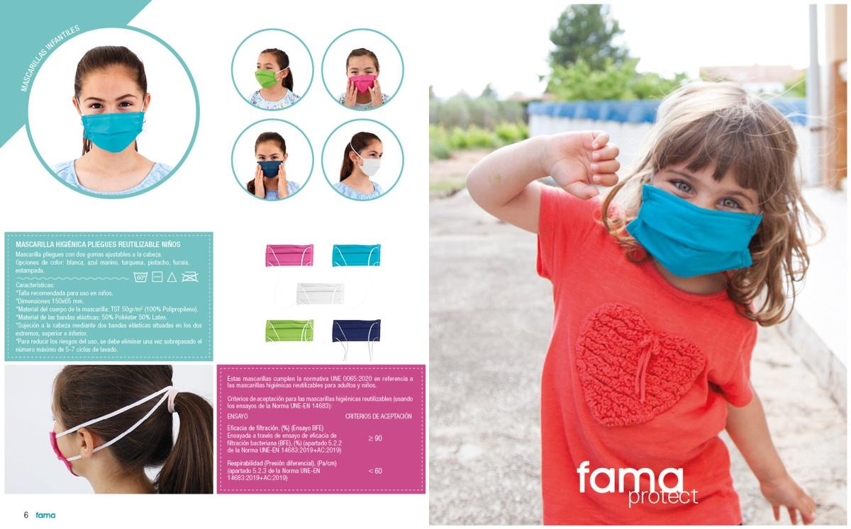 Nueva división: FAMA Protect