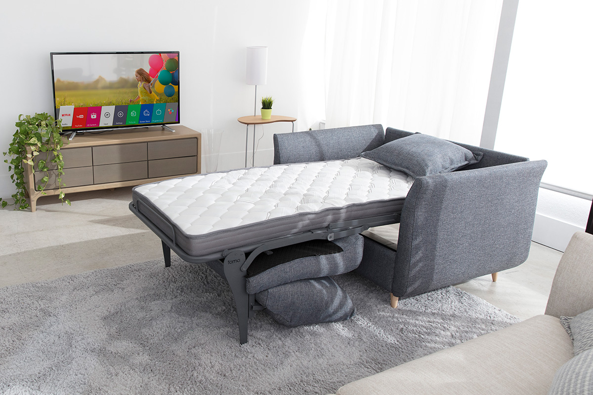 New armchair beds collection