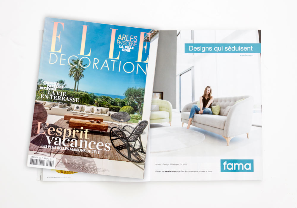 Elle Decoration - Francia