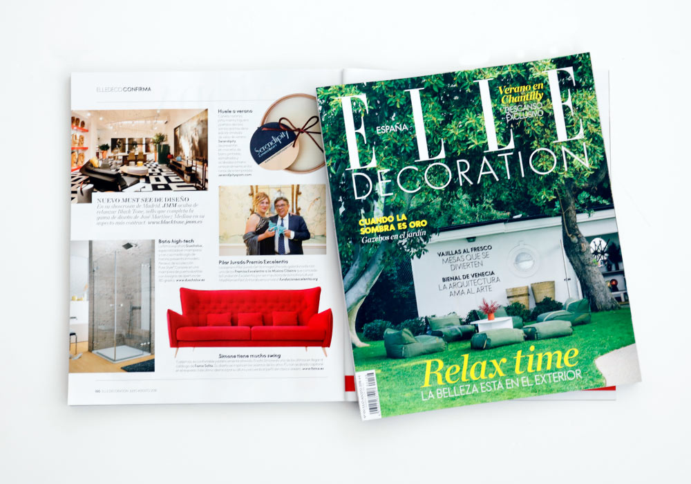 Elle Decoration - Spanien